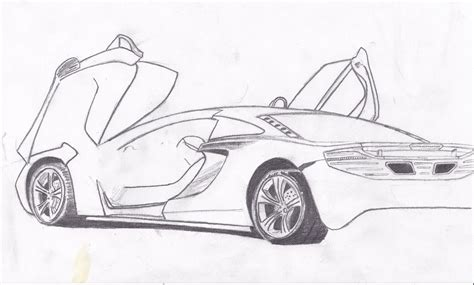 car drawing a few of sol s recent car drawings all you need is