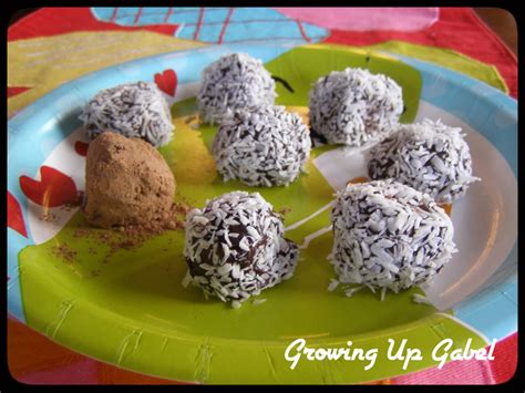 Handmade Chocolate Truffles Recipe - chocolate truffle recipe