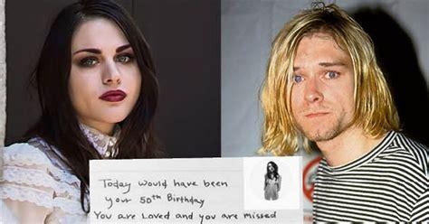 kurt cobain daughter biography kurt cobain s daughter pays touching 50th birthday tribute