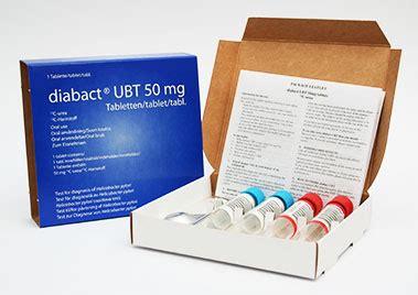 ubt test diabact 174 ubt kibion