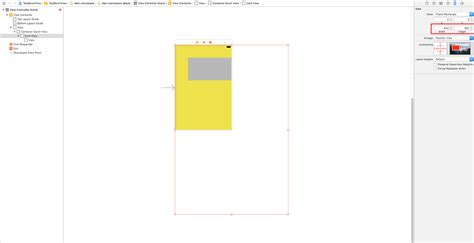 layout ios xcode ios xcode 8 gm seed storyboard layout issue stack overflow
