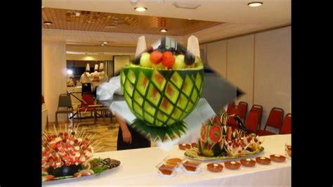 decoraciones con frutas decoraci 243 n de frutas y verduras