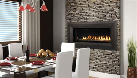 superior vent free linear luminary fireplace s gas