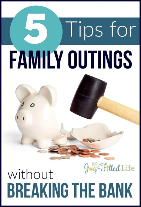 5 tips for family outings without breaking the bank my