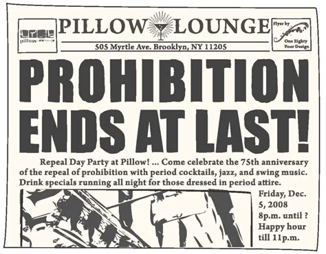 prohibition ends 1920s thegatsbyage prohibition 1920s i was born too