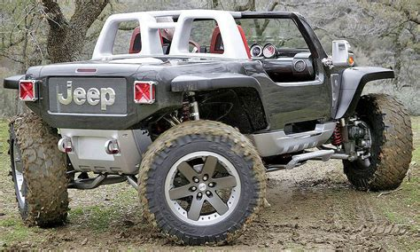 jeep was a gallery of jeeps