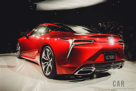 lexus canada 2017 lexus lc500 first look review tinadh com
