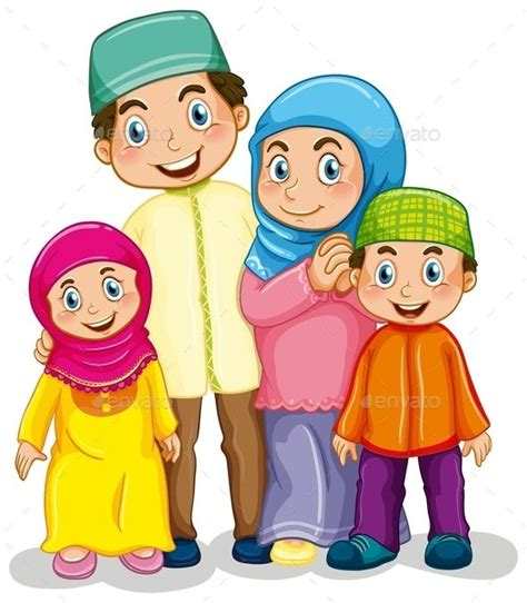 doodle dolls malaysia muslim family dads and