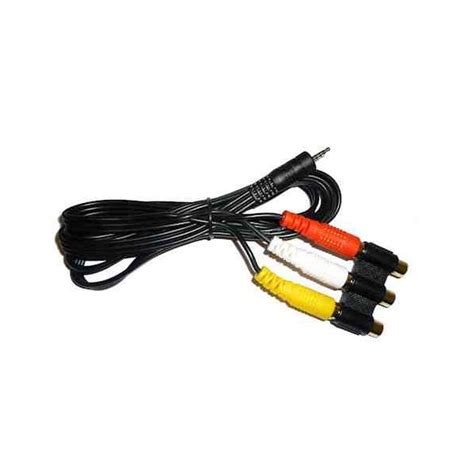 Video & Audio Input Cable for Falcon Navigator Sat Navs