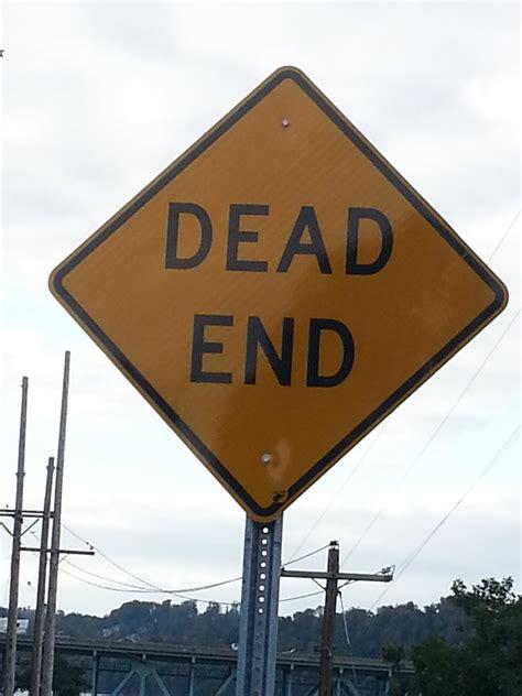 Dead End Dead End Sign Images