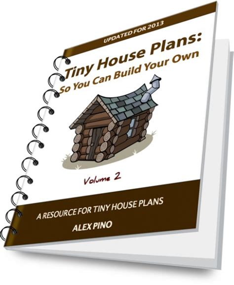 tiny house plans book tiny house plans catalog updated 60 tiny house designs listed