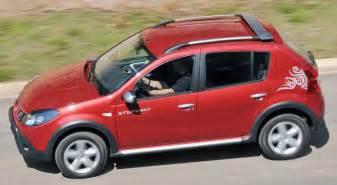 Renault Dacia Review Dacia Sandero Stepway Picture 13 Reviews News Specs