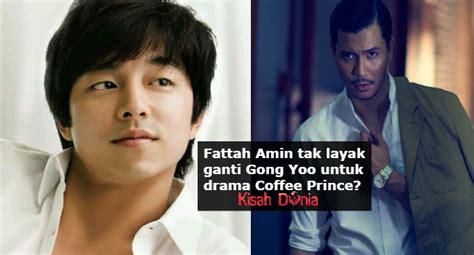 film malaysia fattah amin dianggap masih kayu netizen tolak fattah amin jadi hero