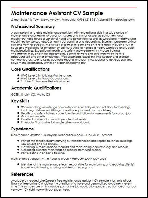 curriculum vitae format aircraft maintenance engineer maintenance experience resume resume ideas