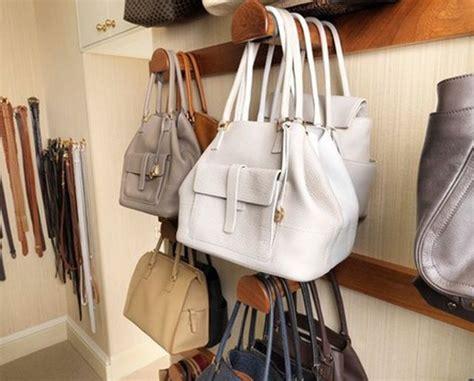 ideas for hanging backpacks 17 best ideas about handbag storage on pinterest handbag