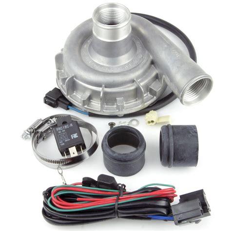Waterpump Elektrik By Waterpump aluminium electric water 115 l min car builder