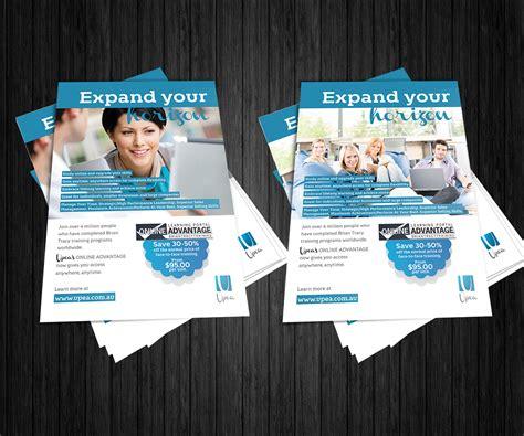 online flyer design modern professional flyer design for upea by boss designs