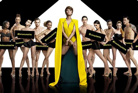 Americas Next Top Model 910 The Go On Go See Adventures Screen by America S Next Top Model Cancelled At The Cw No Season