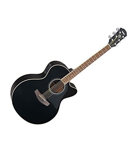 Gitar Akustik Yamaha Cpx500ii yamaha electric acoustic guitar cpx500ii black buy