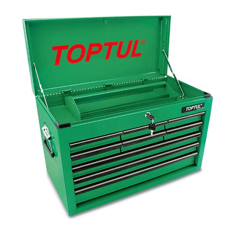 Mobile Tool Chest With Drawers by 9 Drawer Mobile Tool Chest Toptul The Of