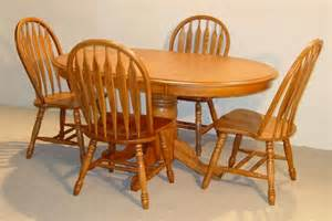 Oak Kitchen Table And Chairs Lee S Heritage Furniture Product Collections American