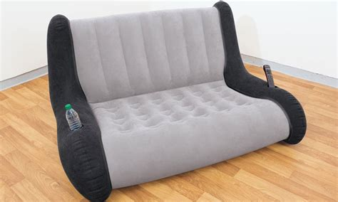 blow up couch bed awesome blow up sofa bed 4 intex blow up sofa bed