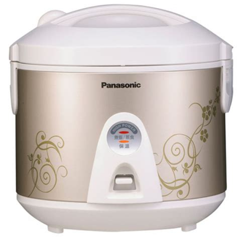 Rice Cooker Panasonic panasonic 1 8 liter traditional rice cooker sr tq184
