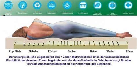 matratze 70x140 dänisches bettenlager orthop 228 dische gel gelschaum kinderbett baby matratze