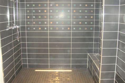 Carrelage Salle De Bain Design by R 233 Alisations Salle De Bain 224 Lorient
