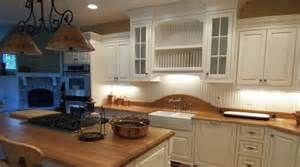 Wainscoting Backsplash Kitchen butcher block countertops archives north country cabinets