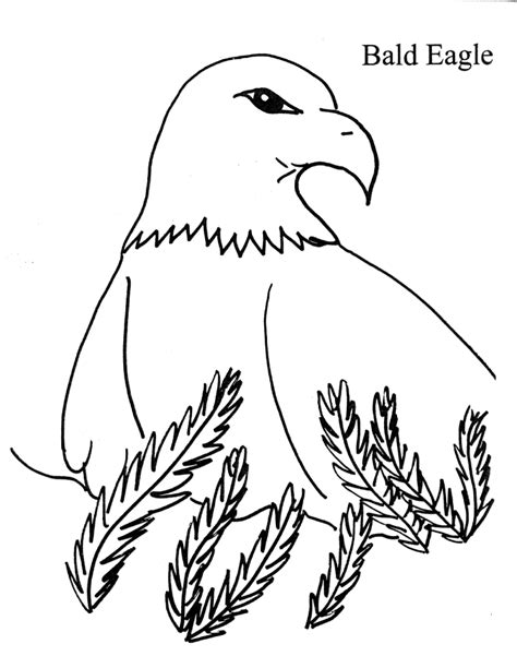 free coloring pages of golden eagle