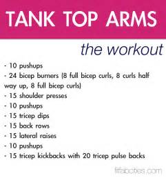 at home arm workouts printable arm workout poster popsugar fitness
