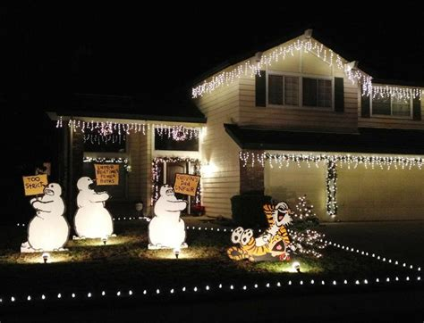 awesome calvin hobbes christmas decorations i like