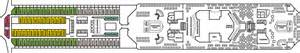 carnival freedom deck plan images