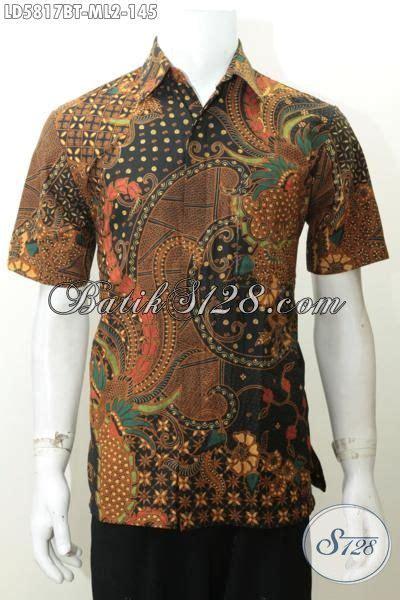 Blus Batik Pendek Kombi 2 baju batik halus lengan pendek motif mewah berkelas