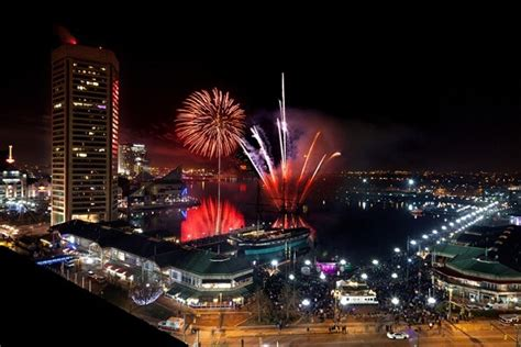 baltimore new years fireworks new years 2017 and events 1 website for nye