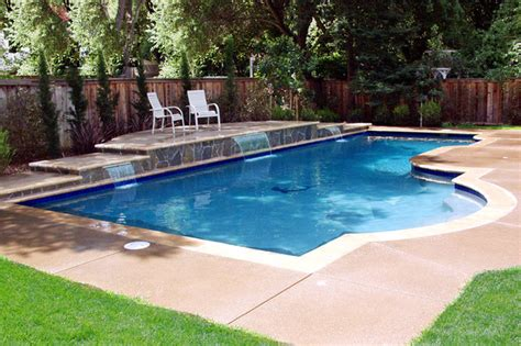 pools in backyards swan pools swimming pools construction company