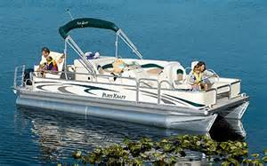 research parti kraft pk 2186 df pontoon boat on iboats