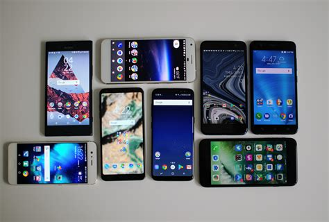 best smartphone compare comparing smartphones to find the most bezel less design