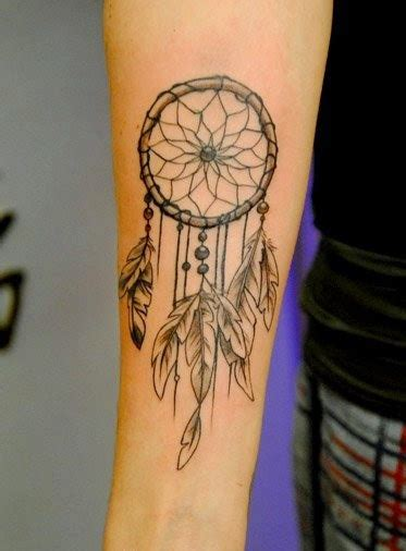 dreamcatcher tattoo inside arm 55 best dreamcatcher tattoos