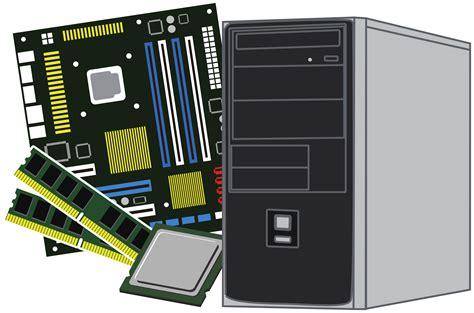 part desk clipart desktop computer parts