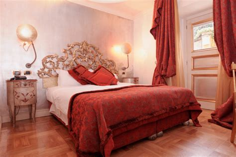 romancing  bedroom  valentines day