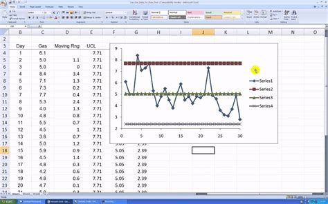 dance music charts 2007 control charts in excel 2007 2013 with the qi macros mp3