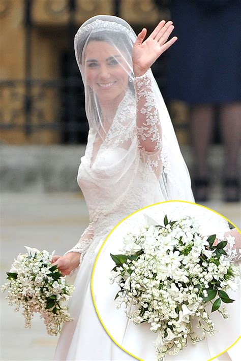 Wedding Bouquet Of Kate Middleton by Want A Wedding Bouquet Like Kate Middleton S Get All The