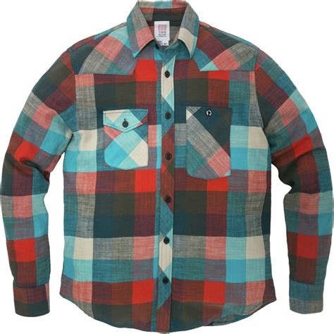 design checkered hoodie topo designs plaid flannel work shirt long sleeve men
