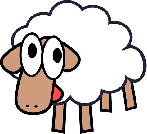 clipart animali sheep clipart sheep animals clip downloadclipart org