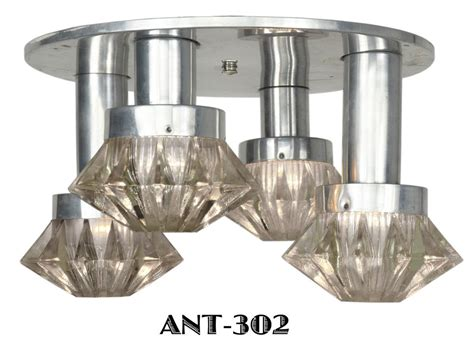 mid century modern semi flush mount lighting vintage hardware lighting