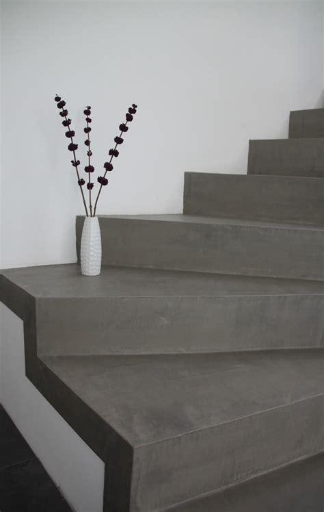 bunte haus celle besserbauen beton cire spezialist treppe beton cire celle