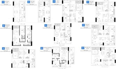 District House Affinity Floor Plan - puteri cove residences floor plan unit layout click to