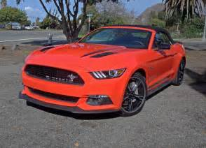 Ford Mustang Gt Convertible 2016 Ford Mustang Gt Convertible Test Drive Nikjmiles